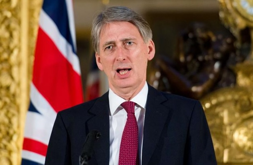 The Rt. Hon. Philip Hammond MP