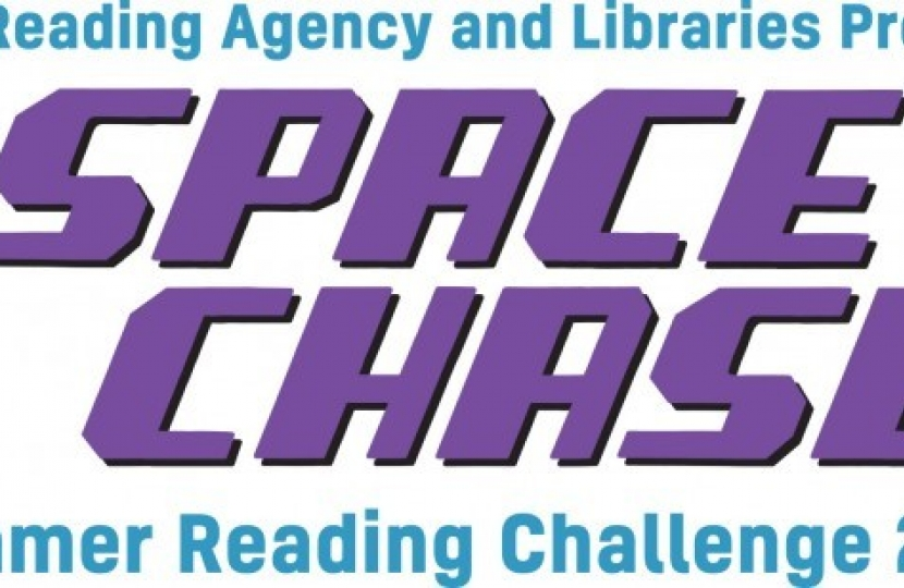 Library summer reading challenge 2019
