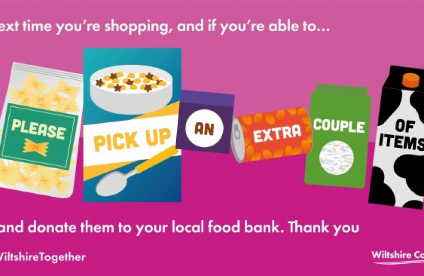 Food Bank promotion