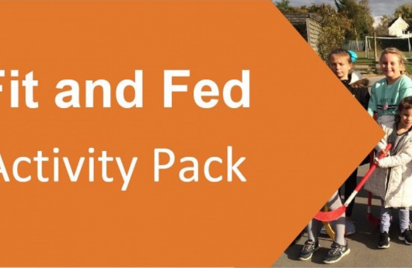 Fit and Fed Activity Packs